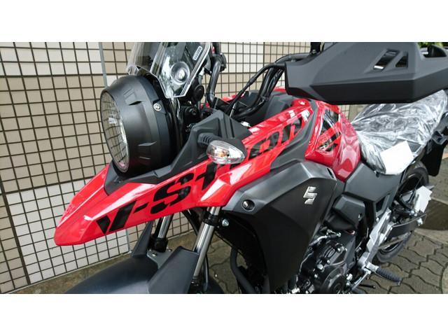 スズキ V-ストローム250 新車の画像(大阪府