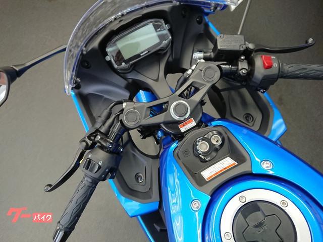 スズキ GSX-R125 ABS トリトンブルーメタリック 新車の画像(大阪府