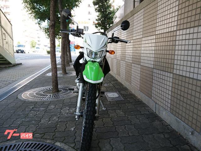 カワサキ KLX125 2010年登録の画像(大阪府