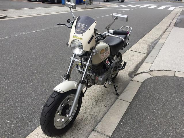 ホンダ Ape100 カスタム124ccの画像(大阪府
