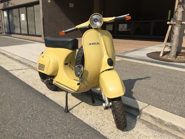 VESPA 50Sビンテージ  102ccの画像(大阪府
