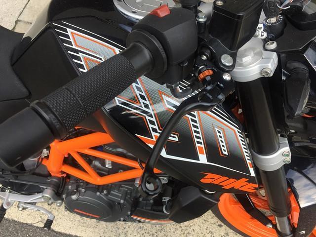 KTM 250デュークの画像(大阪府