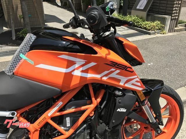 KTM 390デューク2020y KTM正規輸入車の画像(大阪府