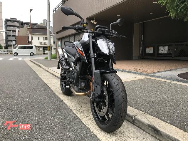 KTM 790デュークアクラポビッチの画像(大阪府