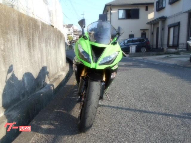 カワサキ Ninja ZX-6R ブライト正規モデル トリックスターマフラーの画像(大阪府