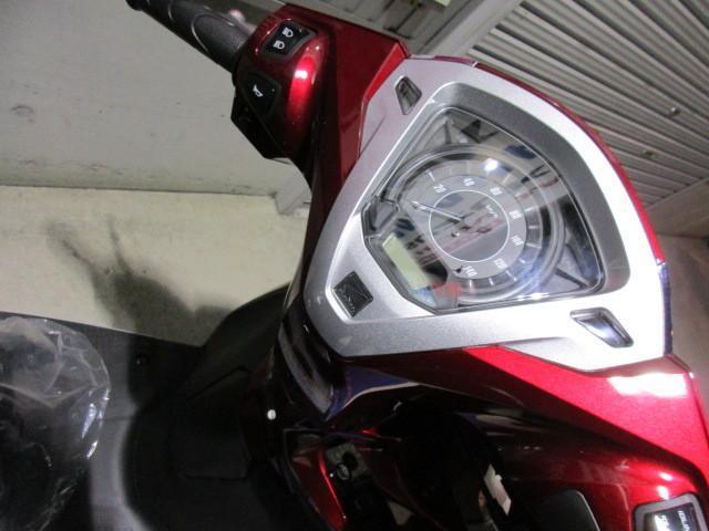 ホンダ リード125 LEDヘッドライトの画像(大阪府