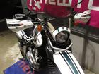 ヤマハ セロー250 キャリア・グリップヒーター・エンジンガードの画像(大阪府