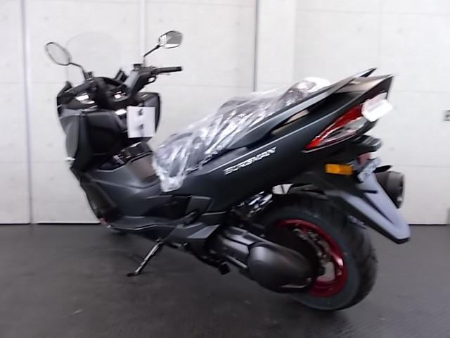 スズキ バーグマン400の画像(大阪府