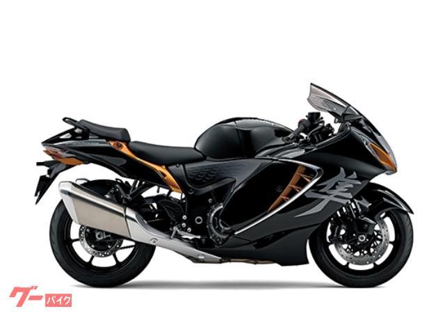 隼 Hayabusa 2021年モデル