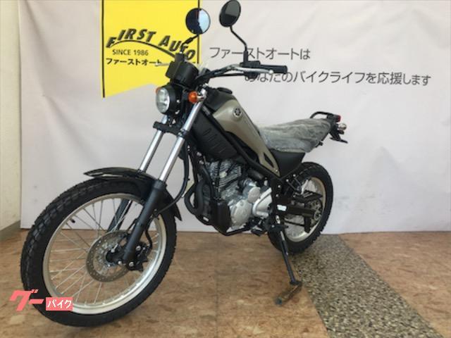 ヤマハ トリッカー 最終型の画像(大阪府