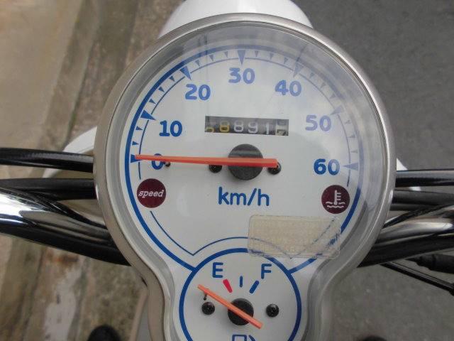 ヤマハ ビーノ 4サイクル車の画像(大阪府