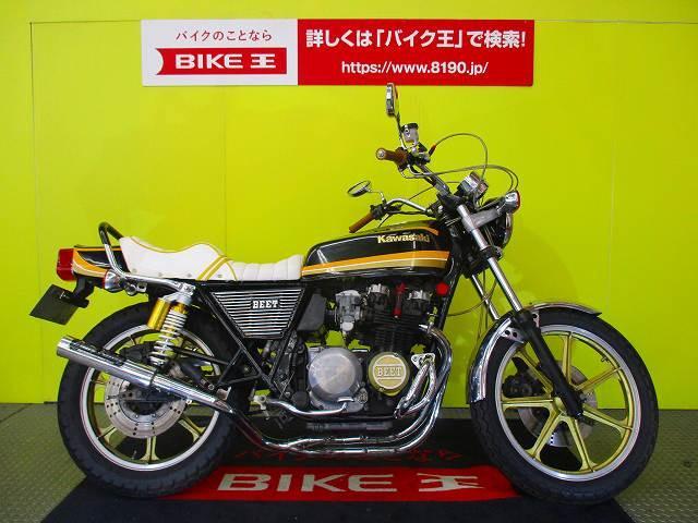 カワサキ Z400FX カスタム多数 カスタムペイントの画像(兵庫県