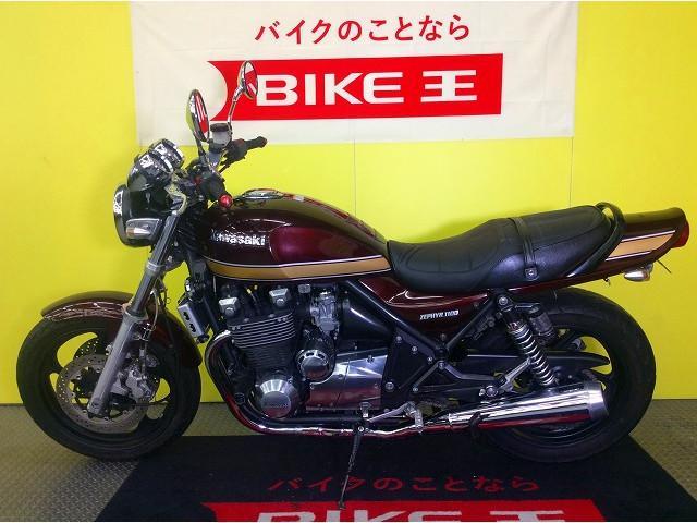 カワサキ ZEPHYR1100 マスターシリンダー フェンレス スライダーの画像(兵庫県