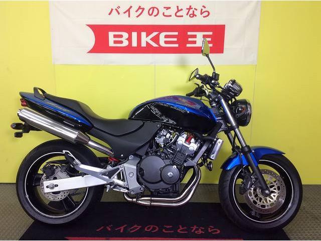 ホンダ HORNET DX フルノーマル キャブレター車の画像(兵庫県