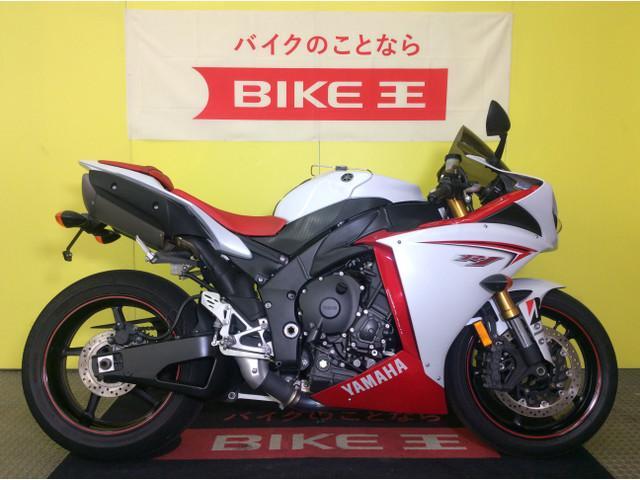 ヤマハ YZF-R1 2009年モデル ワンオーナー フェンダーレスの画像(兵庫県