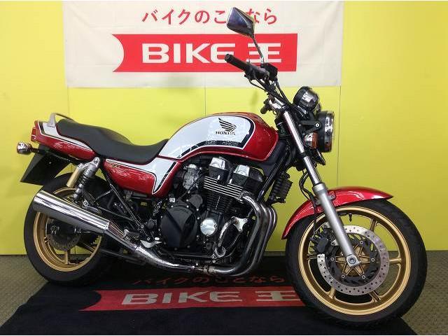 ホンダ CB750 エンジンガード グリップヒーター ハンドルの画像(兵庫県