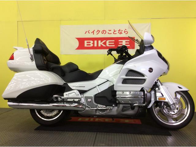 ホンダ ゴールドウイング GL1800 ワンオーナー ABS フォグランプの画像(兵庫県