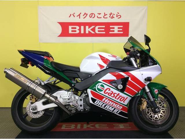 ホンダ CBR954RR Castrolカラー MORIWAKIマフラー フェンレスの画像(兵庫県