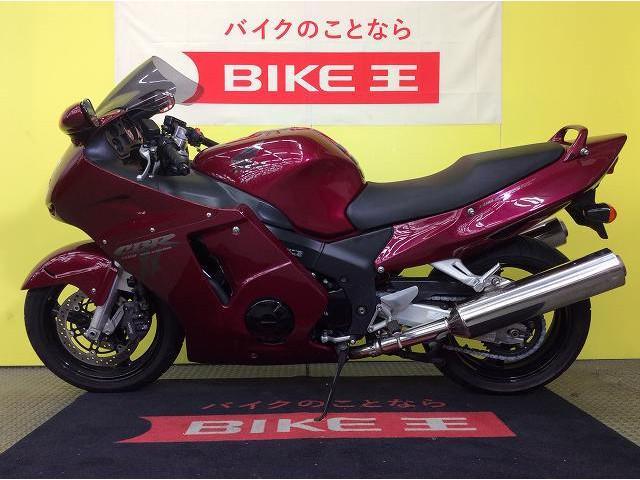 ホンダ CBR1100XX MRA製スクリーン 逆車 キャブモデルの画像(兵庫県