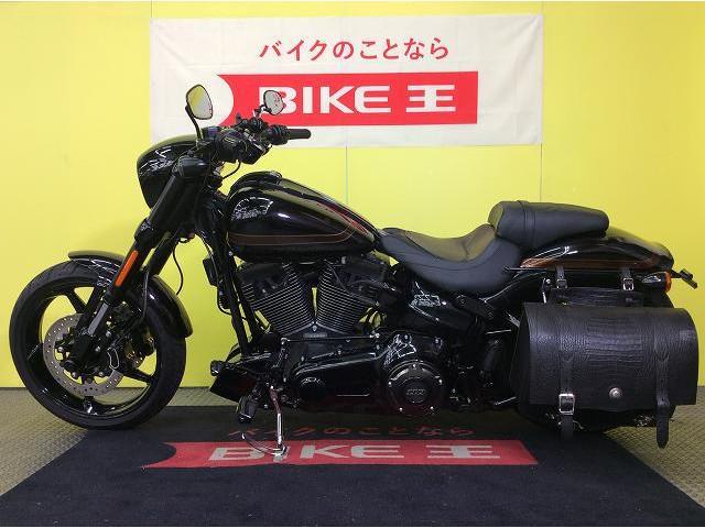 HARLEY-DAVIDSON CVO FXSE プロストリートブレイクアウト ABS ワンオーナーの画像(兵庫県