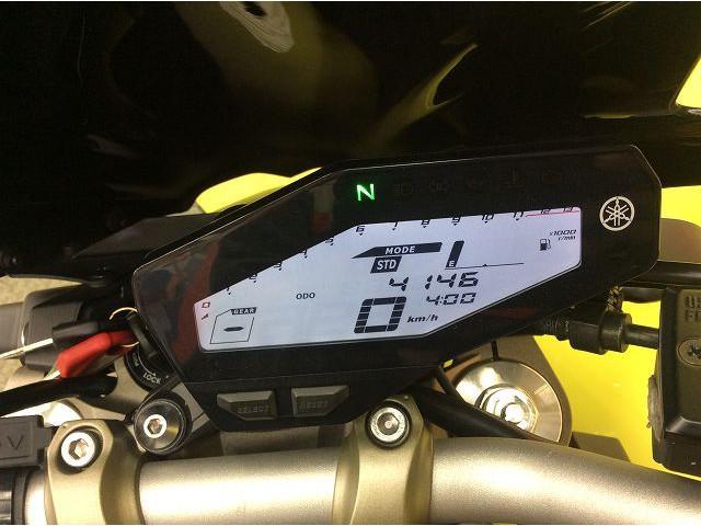 ヤマハ MT-09 ワンオーナー エンジンスライダー スクリーンの画像(兵庫県