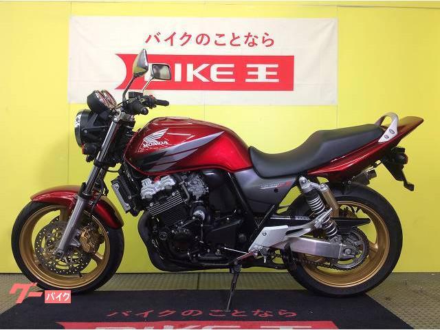 ホンダ CB400Super Four VTEC SPEC3 エンジンスライダー ガードの画像(兵庫県