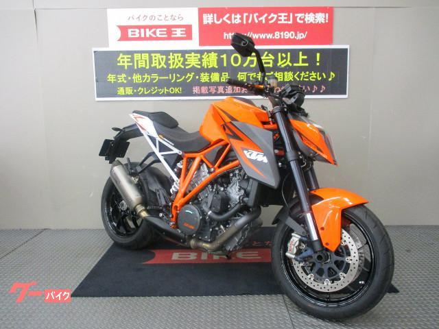 KTM 1290スーパーデュークR ワンオーナー 社外マフラーの画像(兵庫県