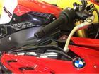 BMW S1000RR エンジンガード バックステップの画像(兵庫県