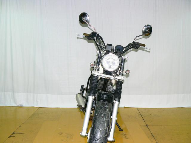 ヤマハ TW225E カスタム 03年モデル GOOバイク鑑定済車の画像(大阪府