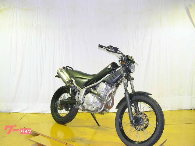 ヤマハ トリッカー 04年モデル GOOバイク鑑定済車の画像(大阪府