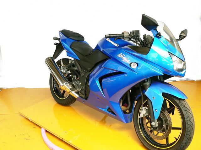 カワサキ Ninja 250R 08年モデル グーバイク鑑定済車の画像(大阪府