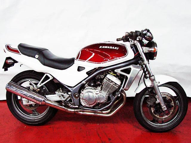 カワサキ BALIUS 93年モデルの画像(大阪府