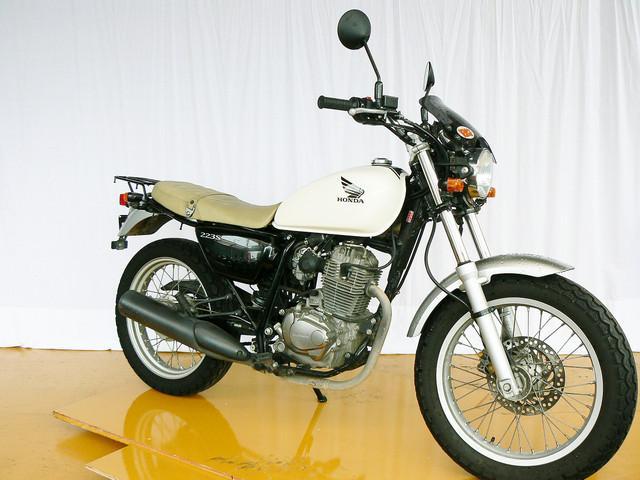 ホンダ CB223S 08年モデル GOOバイク鑑定済車の画像(大阪府