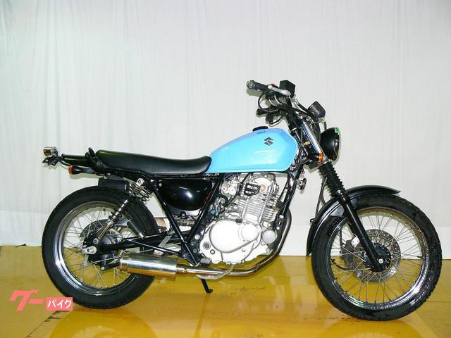 スズキ グラストラッカー ビッグボーイFI 09年モデル GOOバイク鑑定済車の画像(大阪府
