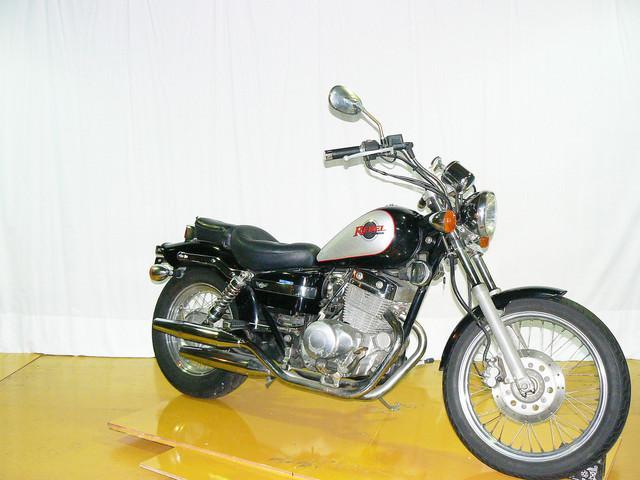 ホンダ レブル 最終型 GOOバイク鑑定済車の画像(大阪府