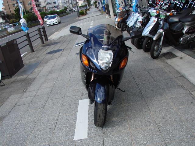 スズキ GSX1300Rハヤブサ 03年モデル GOOバイク鑑定済車の画像(大阪府