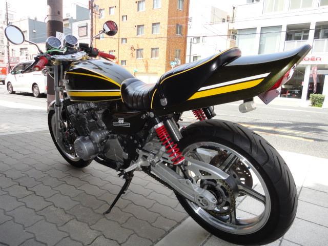 カワサキ ZEPHYR400の画像(大阪府