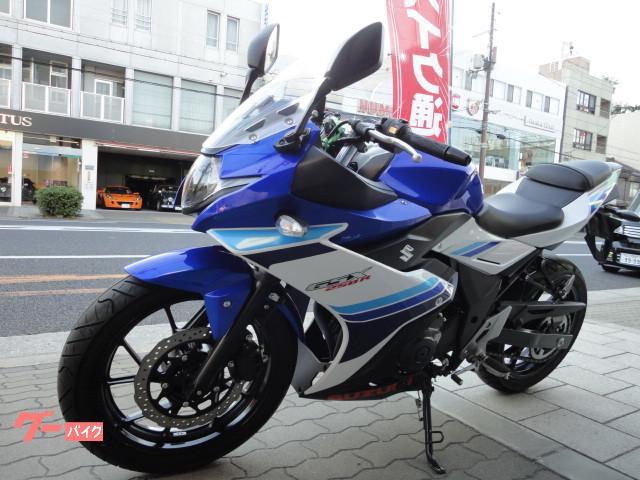 スズキ GSX250Rの画像(大阪府