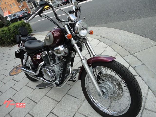 ヤマハ XV250ビラーゴの画像(大阪府
