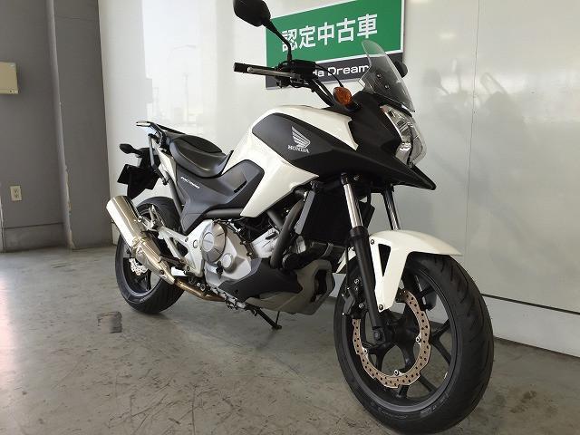 ホンダ NC700X 認定中古車の画像(大阪府