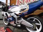 ホンダ CBR250RR MC22モデル ロスマンズ仕様 カーボンマフラー装着の画像(大阪府