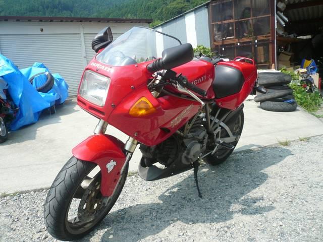 DUCATI 400SS IEの画像(奈良県