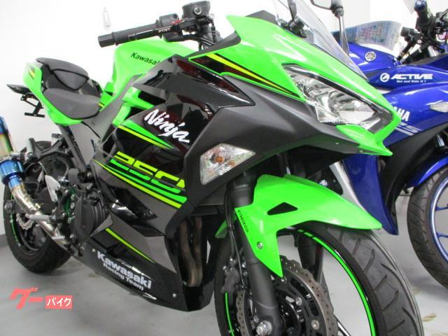 Ninja 250(カワサキ) 大阪府のバイク一覧|新車・中古バイク ...