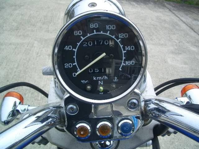 ホンダ スティード400VLSの画像(兵庫県