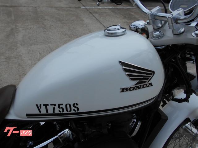 ホンダ VT750Sの画像(兵庫県