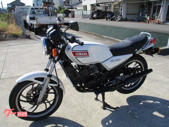 ヤマハ RZ250の画像(兵庫県