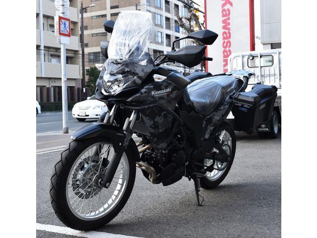 カワサキ VERSYSーX 250 ツアラー2018年モデルの画像(大阪府