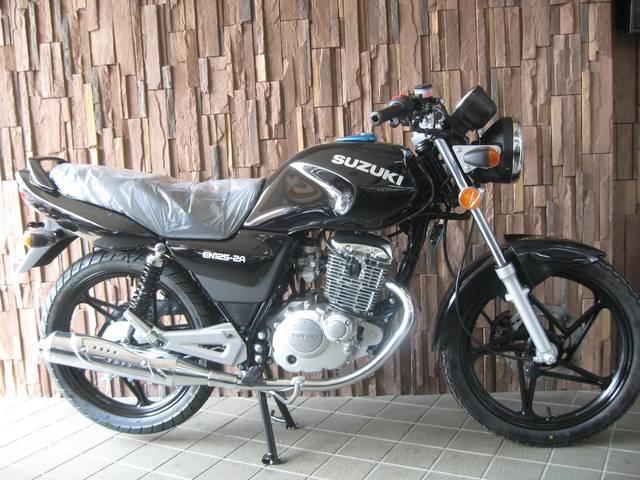 スズキ EN125ー2A 最新モデルの画像(大阪府