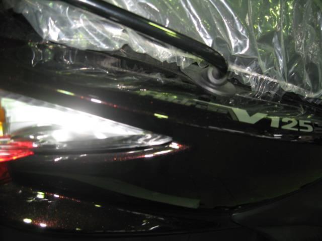 スズキ アドレスV125Sリミテッド 新車 最終モデルの画像(大阪府