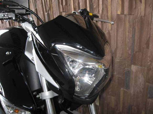 スズキ GSR250 単色モデル  ギヤポジション表示機能付きの画像(大阪府